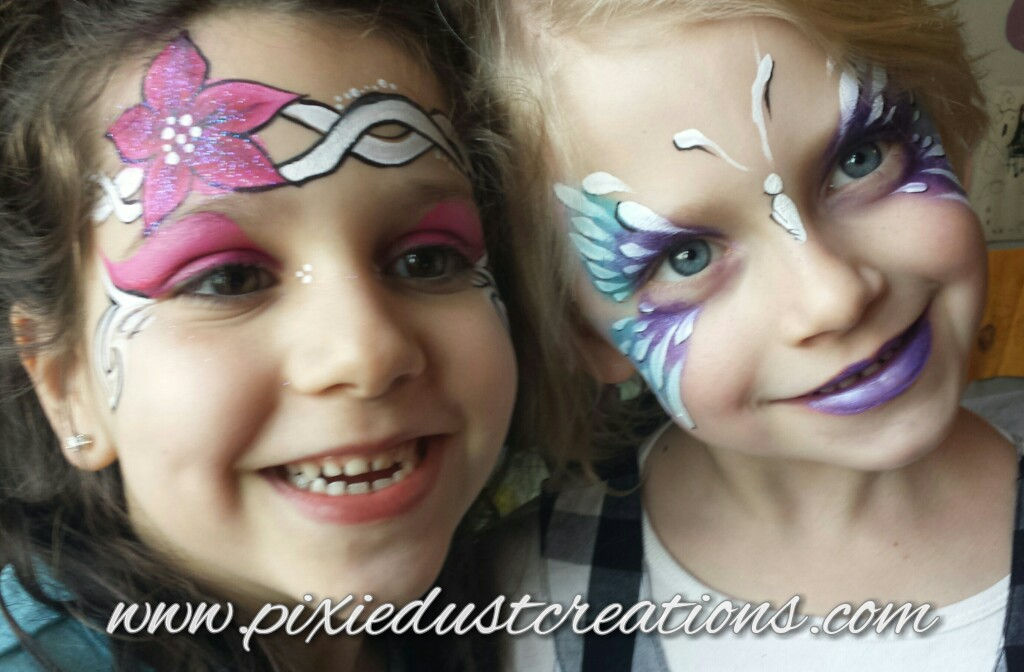 Face paint discount for our military service members for Cheap face painting houston